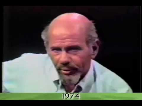 Jacque Fresco interviewed by Larry King (1974)