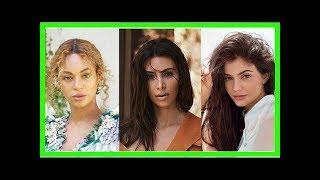 Noticias Calientes Hoy-Beyoncé, Kim Kardashian, Kylie Jenner... Ces stars qui gagnent plus d