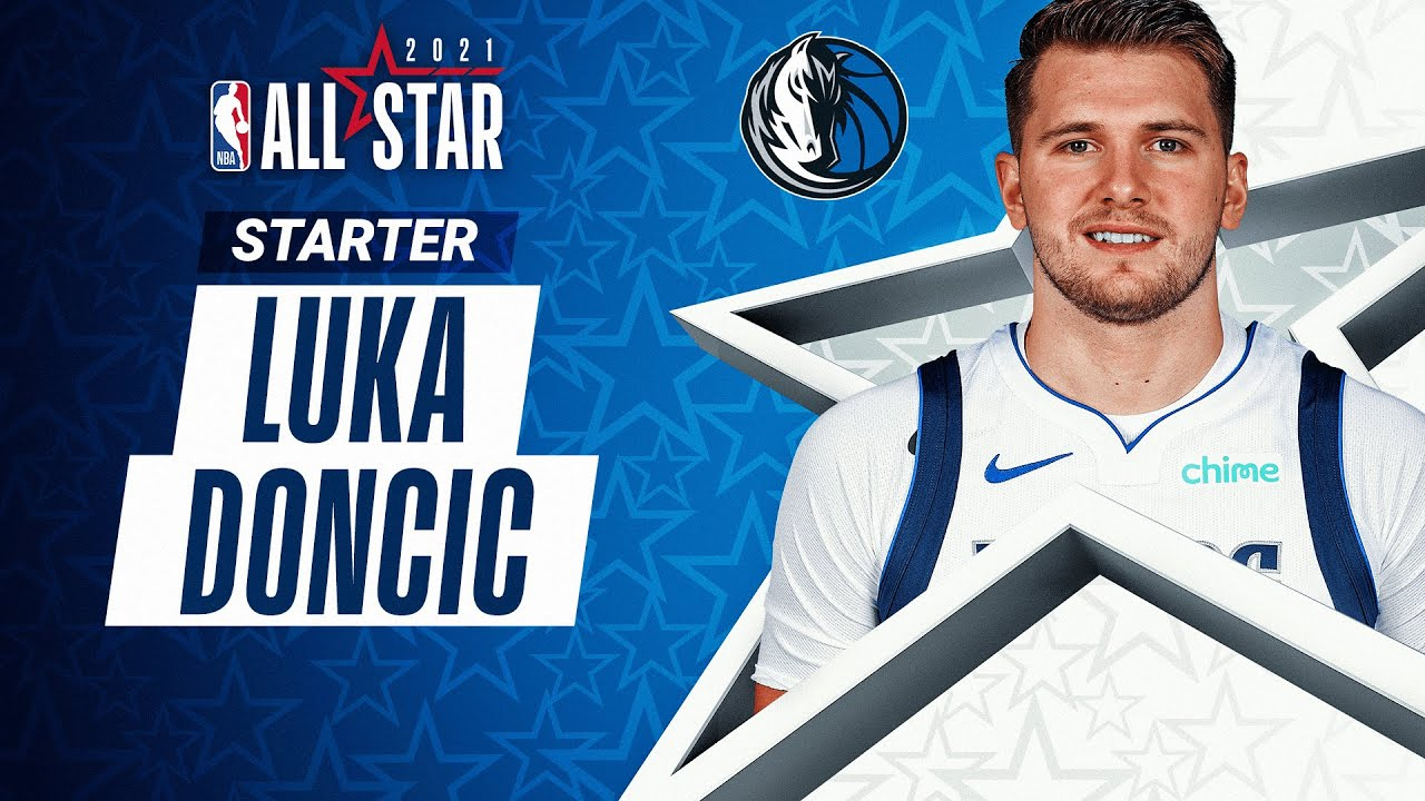Best Plays From All-Star Starter Luka Doncic | 2020-21 NBA Season