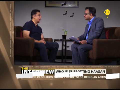 The Interview: Kamal Hassan discusses idea of entering politics and forming a new party