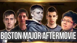Boston Major Aftermovie Dota 2