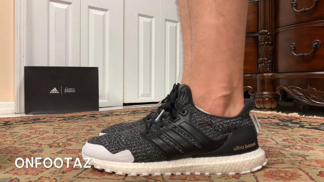 Adidas Ultra Boost Game Of Thrones