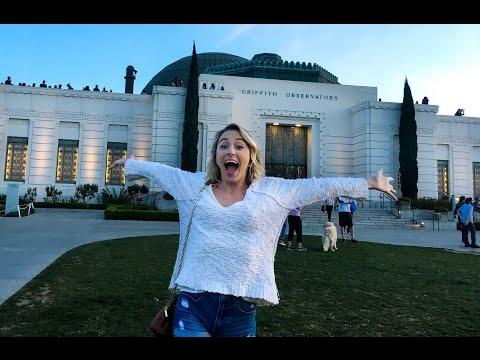 What to Do on Vacation in Los Angeles Vlog 2017