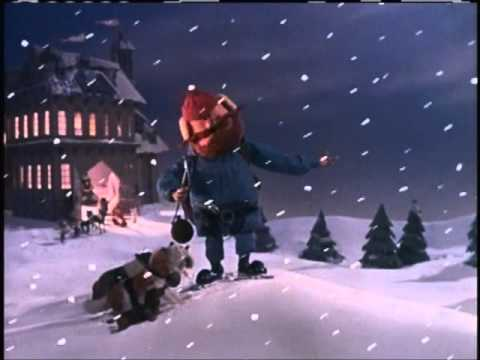 Rudolph the Red-Nosed Reindeer (1964): Peppermint Mine Scene
