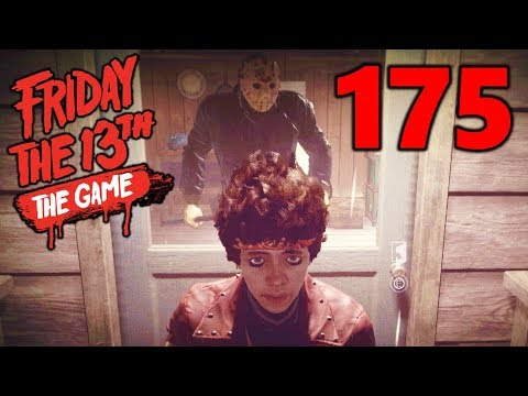 [175] Just Keep Running! The Longest Chase! (Let's Play Friday The 13th The Game)
