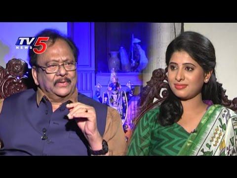 Rebel Star Krishnam Raju Birthday Special Interview | TV5 News