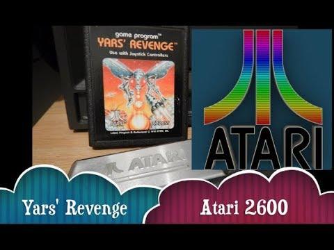 Yars' Revenge atari2600  
