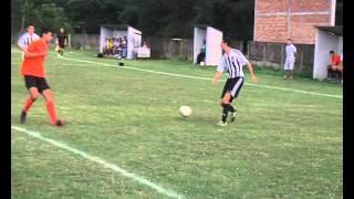 Praznik fudbala u Klenju. U prijateljskom me�u gostovala kadetska selekcija FK �Partizan� iz Beograda