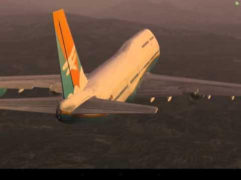 Infinite Flight Project: Boeing Series