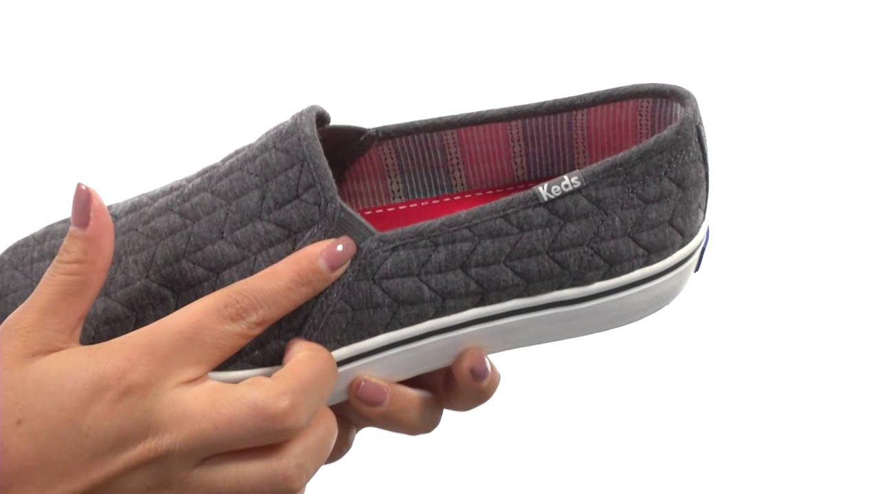 Keds Double Decker Quilted Jersey SKU:8547823
