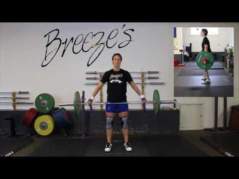 Snatch Grip Deadlift