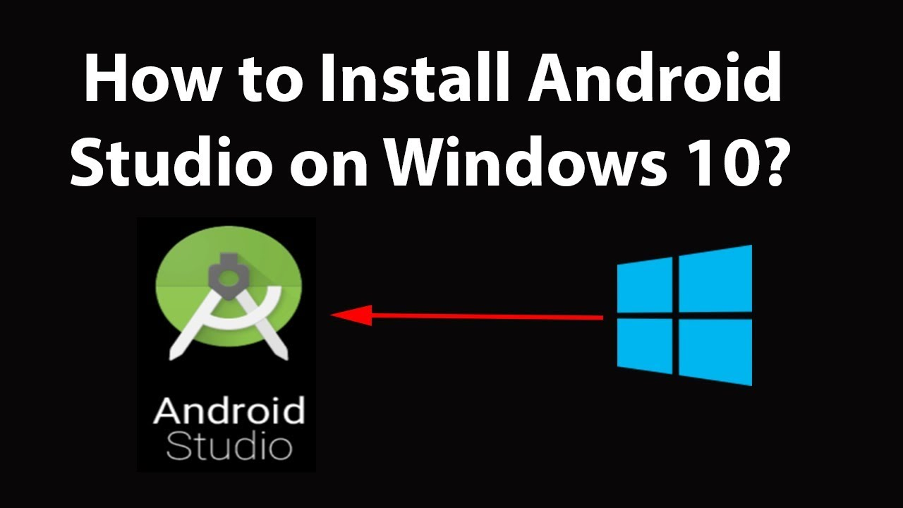 How to Install Android Studio on Windows 8?
