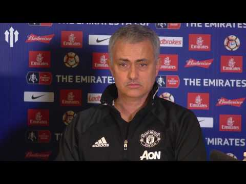 Jose Mourinho: 'JUDAS IS NO.1!' FULL PRESS CONFERENCE Chelsea 1-0 Man United