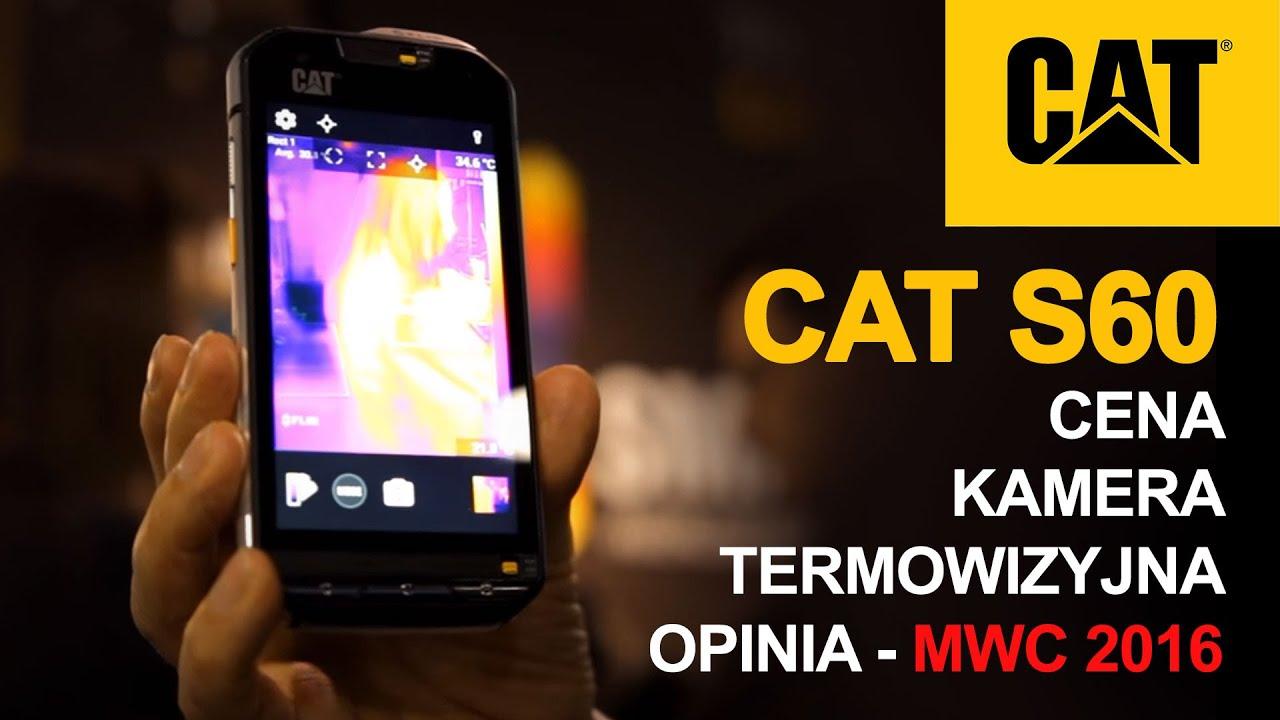 niepokonany x sklep internetowy sklep CAT S60 - Cena - Kamera Termowizyjna - Opinia - MWC 2016