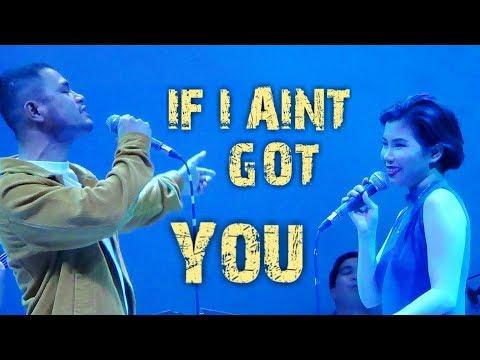 KATRINA VELARDE & BUGOY DRILON - If I Ain't Got You (The MusicHall   September 22, 2018) #HD720p