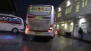 pool bus SINAR JAYA Cibitung