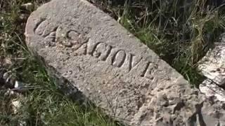 Monte Tifata : Tempio di  Giove e la Chiesa di San Nicola - Parte 1/2