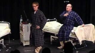 rastetter & wacker: MÄNNER.LEIDEN - Kabarett-Show (Trailer)