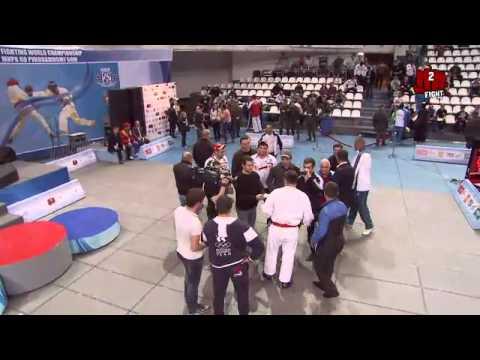 Hand-to-Hand Fighting World Championship. Finals. Part 2.