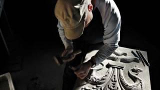 Lo scalpellino e la pietra serena