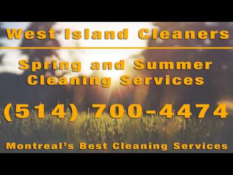 Spring Cleaning service in Montreal