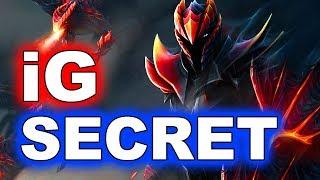 SECRET vs IG - A SUPER SERIES! - MDL MAJOR DOTA 2