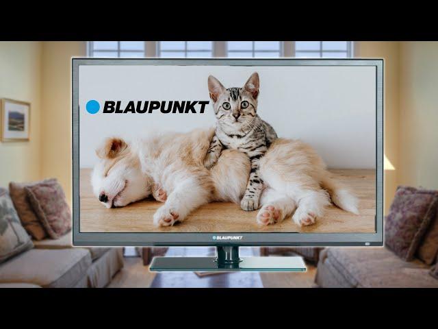 Como buscar y ordenar canales en TV Blaupunkt. Te lo Explicamos Paso a Paso