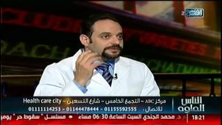 الناس الحلوة | فنيات علاج الترهل فى الجفون مع الدكتور محمد أبو زيد