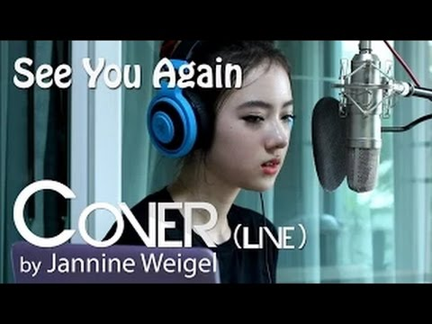 See You Again - Charlie Puth (Demo version) cover by Jannine Weigel (Audio)