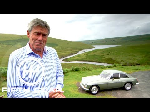 Fifth Gear: MGB 50th Anniversary Test Drive
