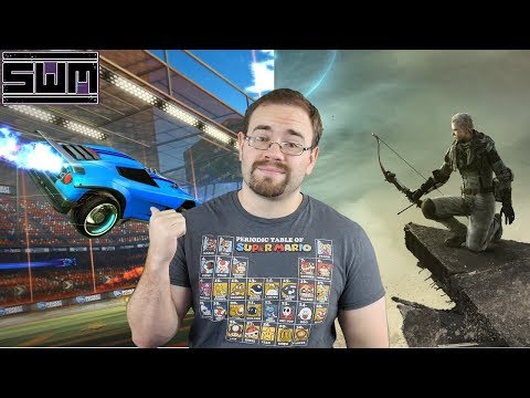 News Wave! - Rocket League Switch Gets A Physical Edition And Metal Gear Survive Gets A Beta