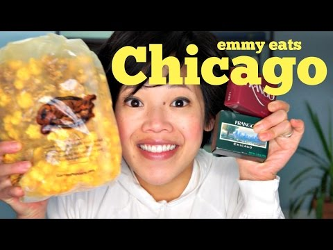 Emmy Eats Chicago, Illinois sweets