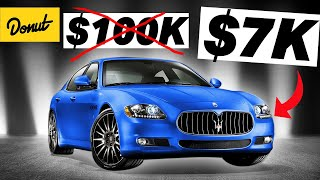 9 Super Expensive Cars You Can FINALLY Buy CHEAP