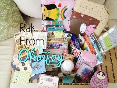 Rak from Ohaijoy