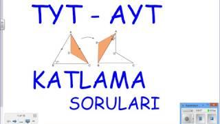 Yeni Nesil Geometri Soruları -8 TYT- AYT