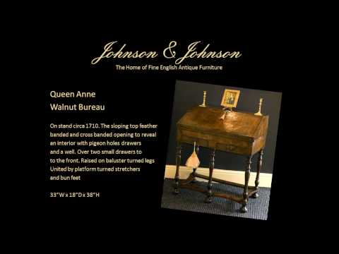 Johnson & Johnson The home of fine English Antique Furniture