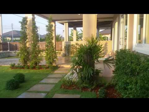 จัดสวนบ้านลูกค้า ม.กลางเมือง  by บ้านแมกไม้ จัดสวน นครศรีธรรมราช