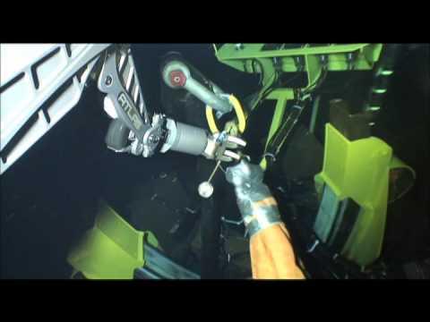 Underwater Mining Spade