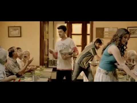 Aathi ena nee | Full video song HD | Kaththi | Official