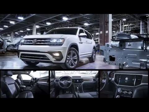 HOT TODAY Volkswagen Atlas 2017 Review