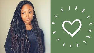 CHEAP GODDESS LOCS!! HOW TO FAKE GODDESS FAUX LOCS! GODDESS LOC ILLUSION | @MEEKFRO | TUTORIAL