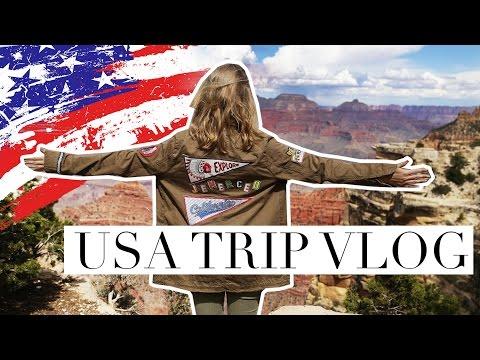 Mój pierwszy USA TRIP! Las Vegas, Los Angeles, Grand Canyon