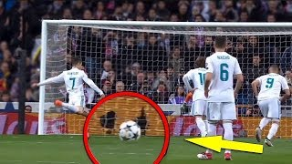 10 BIGGEST CHEATING AND TRICKS IN FOOTBALL, THAT REFEREE MISSED