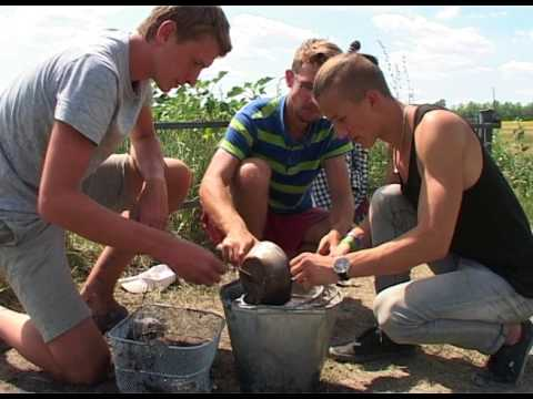 Студенты БелГУ нашли следы древнего поселения
