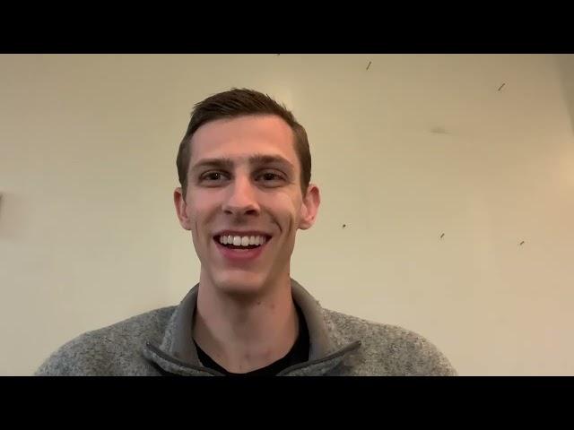 SWM Scholar Impact Zachary Pickett