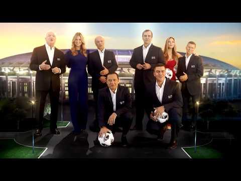 Bienvenidos a ver los partidos de la Copa Mundial de la FIFA Rusia 2018 por el Canal RCN