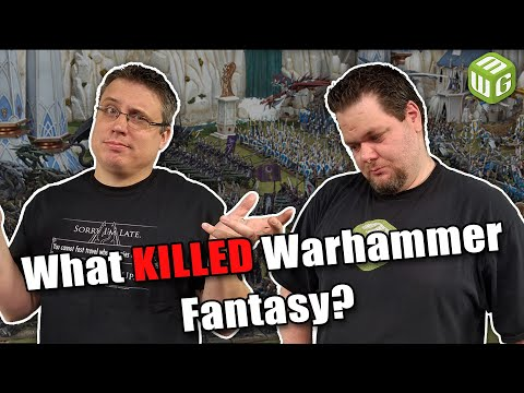 What Killed Warhammer Fantasy? - Fixing Age of Sigmar Ep 3
