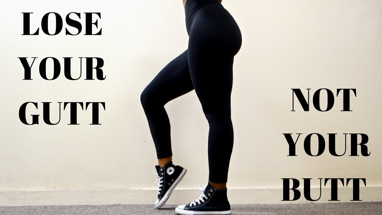 how to lose weight from my legs and bum
