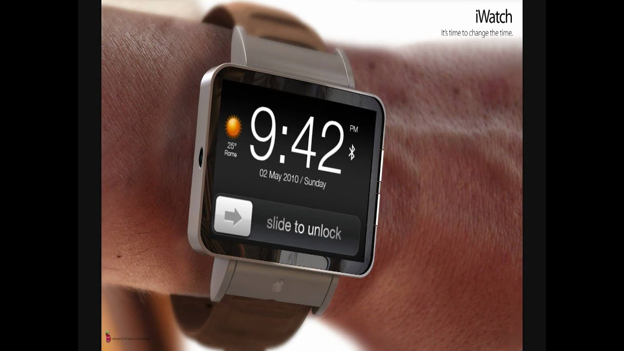 The New Apple iWatch Debut!