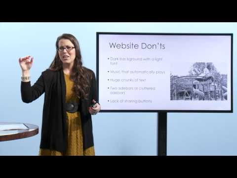 Do Not Make These Website Mistakes!